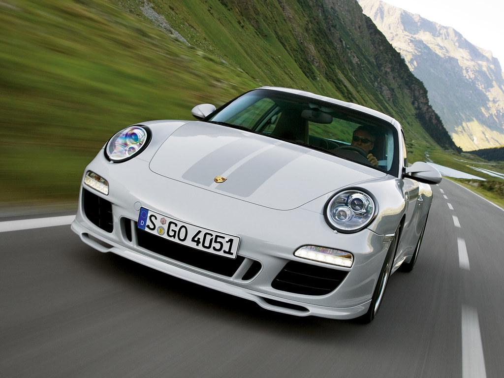 Porsche 911 Sport Classic (кузов 997). 2009 год