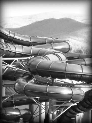 Massanutten Waterslide