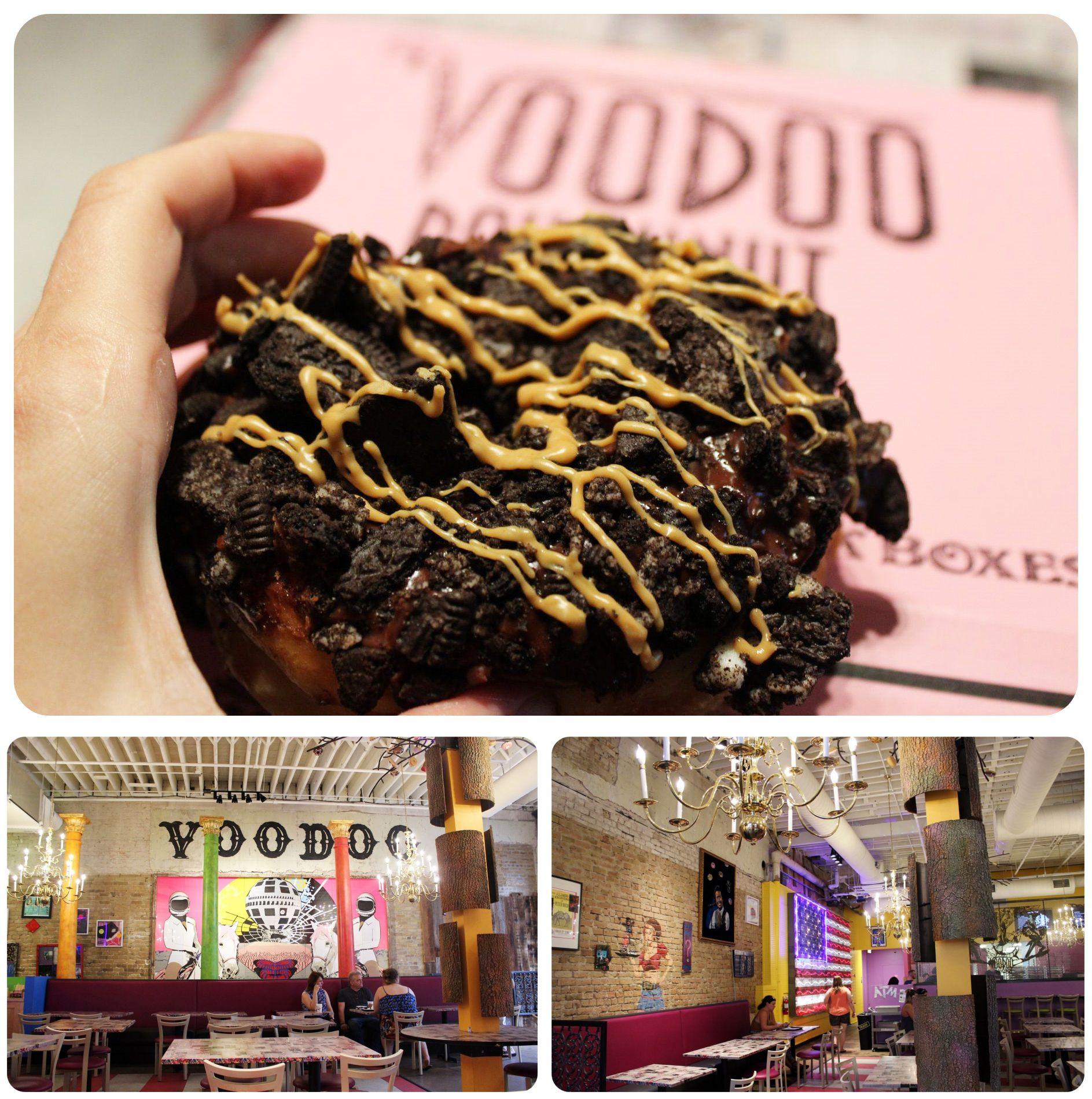 Austin Voodoo Doughnut Texas
