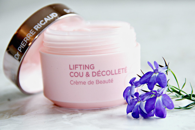July Beauty Favourites ft. Dr. Pierre Ricaud Neck & Décolletage Lifting Cream I Style By Charlotte