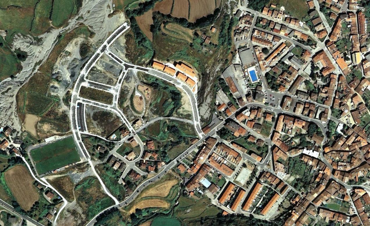 sant pere de torelló, barecelona, dom torello, después, urbanismo, planeamiento, urbano, desastre, urbanístico, construcción, rotondas, carretera
