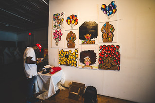 VibesSTL: The Grand Arts Event at 2720 Cherokee 7/30/16