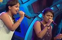Super Singer Junior – Thoothu Varuma by SSJ07 Srirsha and SSJ10 Jessica