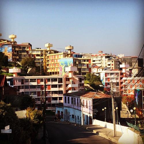 Cerro Barón #Valparaíso #Chile