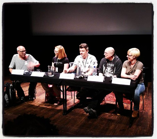 That's why I killed him! Panel på #swecon