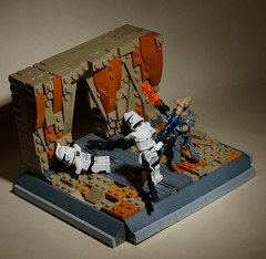 Mission 1.3 : Geonosis ,Tip of the Spear by |T|itus