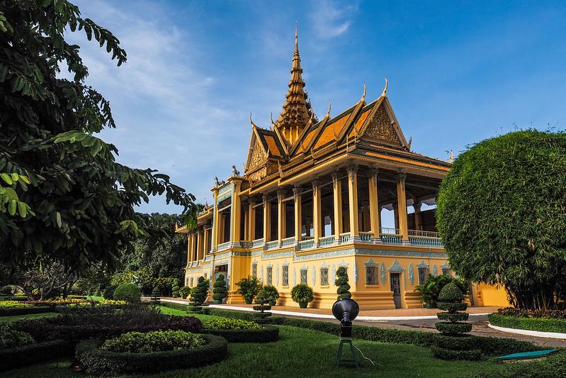 Royal palace|Combodia PhnomPenh