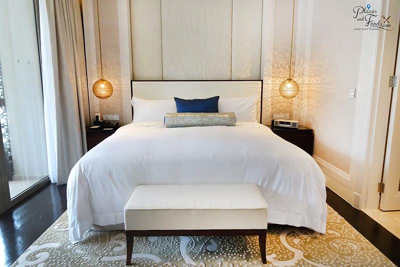 st regis langkawi st regis suite bedroom