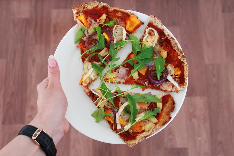 chian siemen pohjainen pitsa