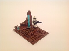 Star Wars Battlefront - Geonosis by LegoSWCTProductions
