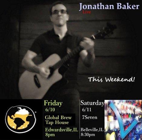 Jonathan Baker 6-10, 6-11-16