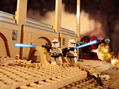 Galactic Conquest Mission 1: Geonosis by Fithboy