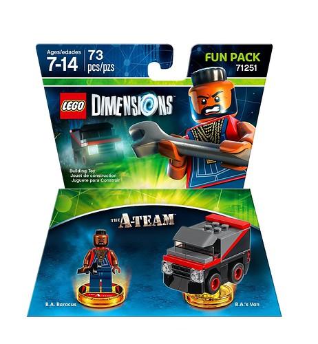 LEGO Dimensions 71251 Box