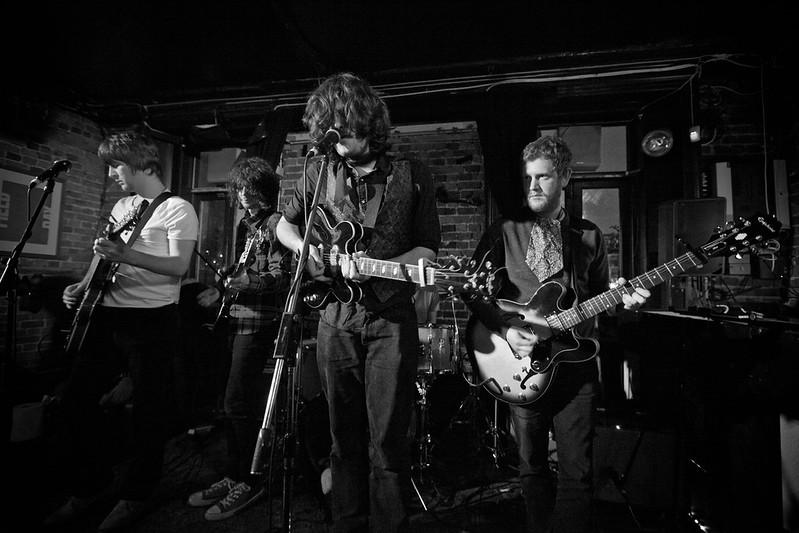 Concert au Tavern Lock de Camden Town à Londres - Photo d'Aurélien Guichard