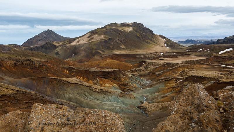 Trölladyngja, Grænadyngja og Sogin – Iceland