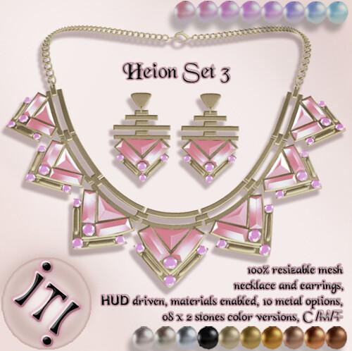 !IT! - Heion Set 3 Image