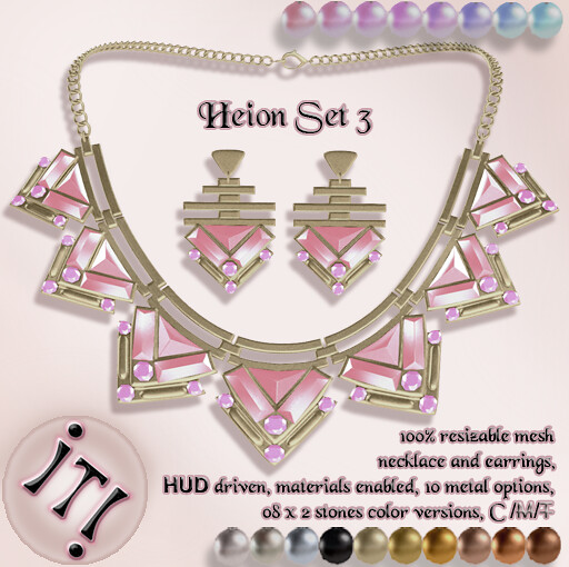 !IT! - Heion Set 3 Image