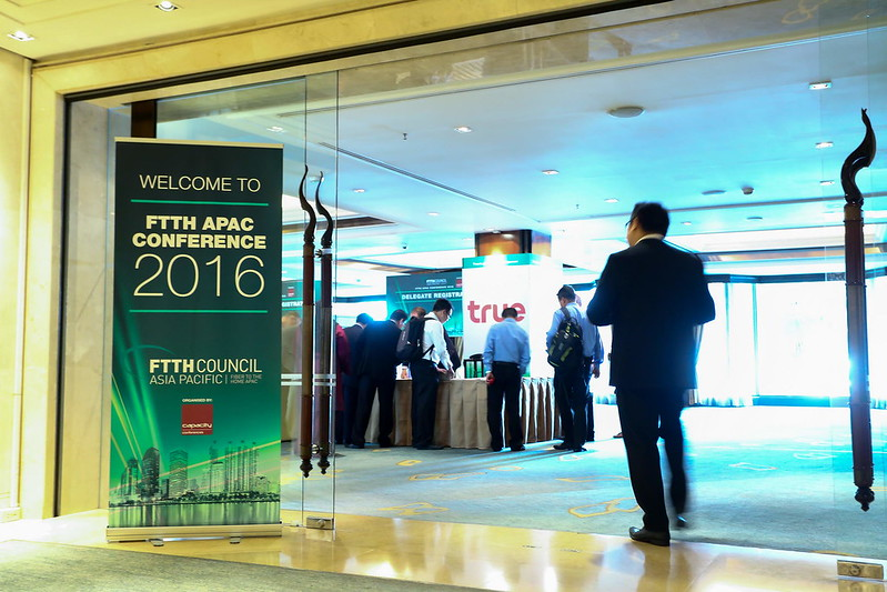 FTTH APAC Conference 2016