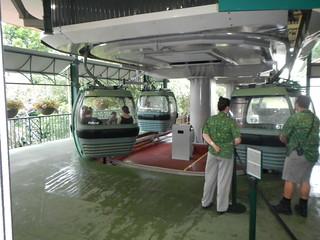 Kuranda Skyrail Station