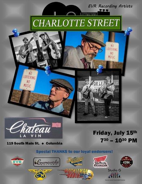 Charlotte Street 7-15-16