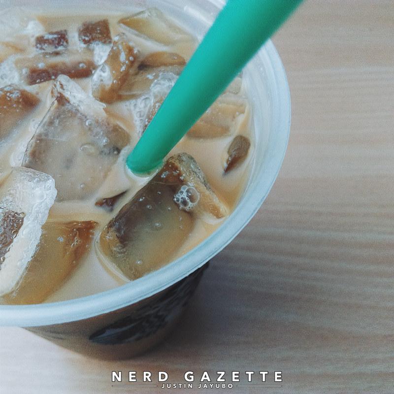 Starbucks Vanilla Sweet Cream Cold Brew   VSCO A9