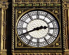 Big Ben's Clock Face by claire.nicholson22