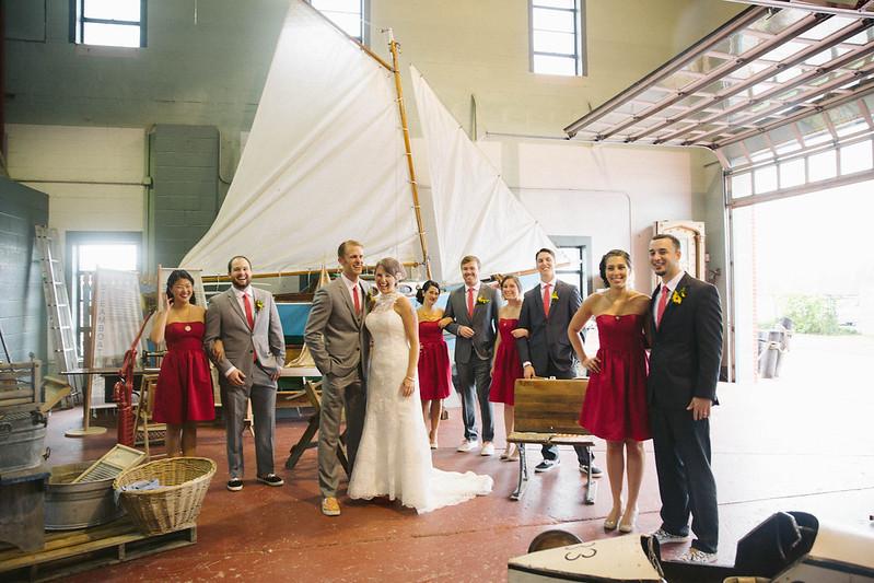 Vintage travel wedding from @offbeatbride