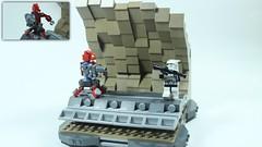 253rd - 3rd Regiment - Mission 1.3 - Tip of the Spear by LegoSpencer11