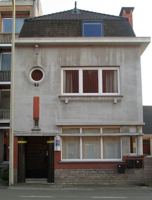 Art Deco House, Ypres