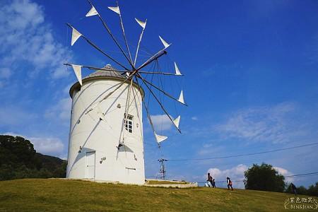 ▋日本▋瀨戶內海藝術季~小豆島上的日本唯一橄欖公園和橄欖冰淇淋