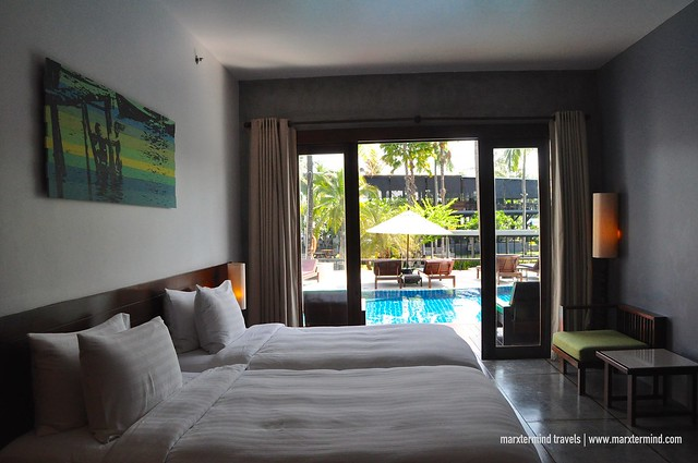 Spacious Room at Holiday Inn Resort Krabi