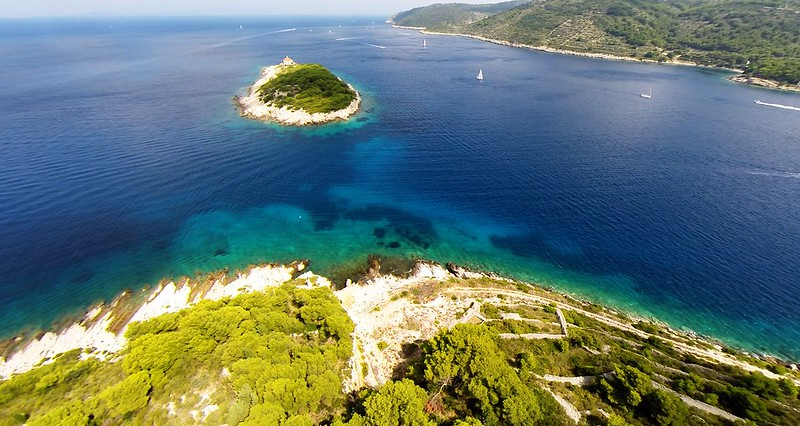 Small island, Vis, Croatia-2