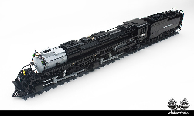 Locomotive Lego 1:38 Union Pacific Big Boy