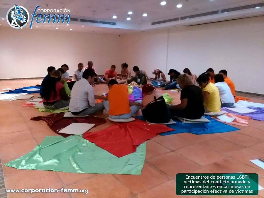 femm victimas LGBTI, cartagena, medellin, corporacion femm - lesbianas, bisexuales www.corporacion/femm.org