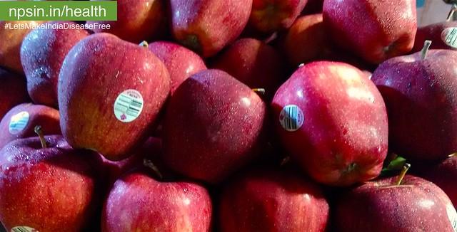Health Benefit of Apple Fruit