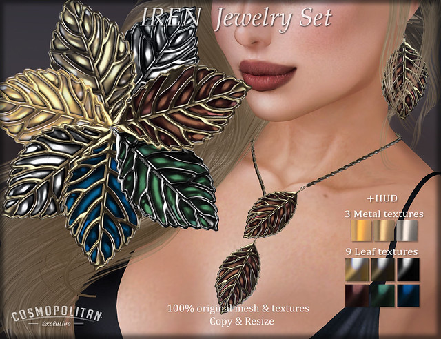 IREN_Jewelry Set