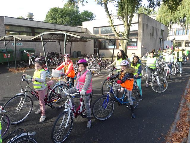 L5 fietst