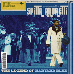 Curren$y - Legend Of Harvard Blue (Front)