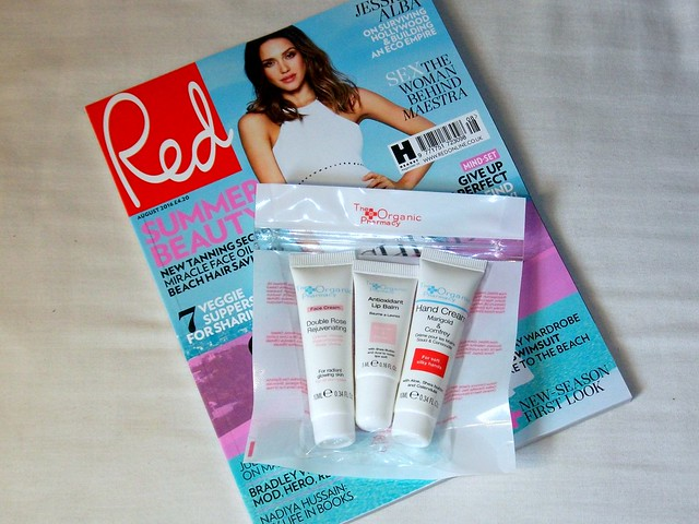 Red-Magazine-The-Organic-Pharmacy-Freebie-August-2016