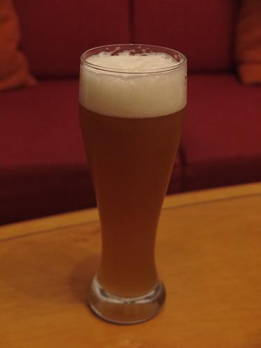 Alkoholfreies Weizen (Krombacher)