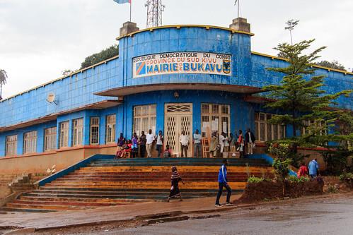 Ville de Bukavu