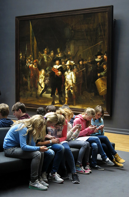 27 november 2014, Rijksmuseum Amsterdam