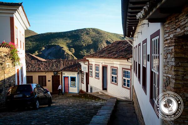 Ouro Preto Street