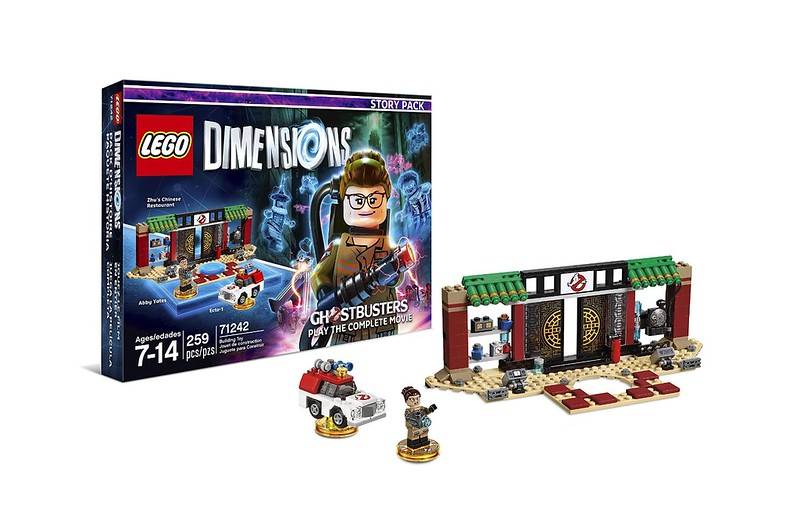 LEGO Dimensions 2016: 71242 - Ghostubsters Story Pack