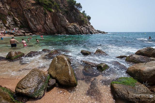 Vacaciones en la Costa Brava