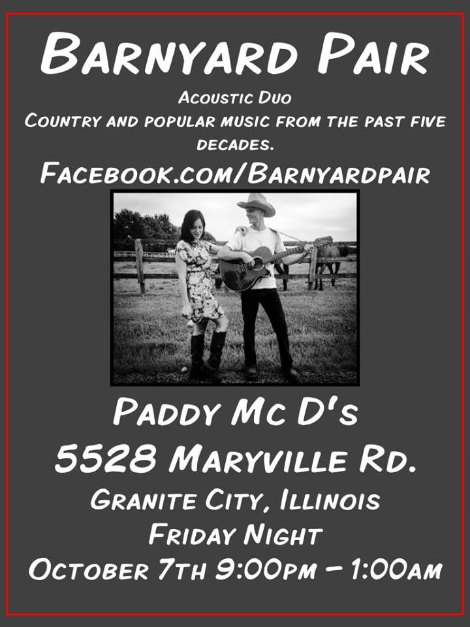 Barbyard Pair 10-7-16