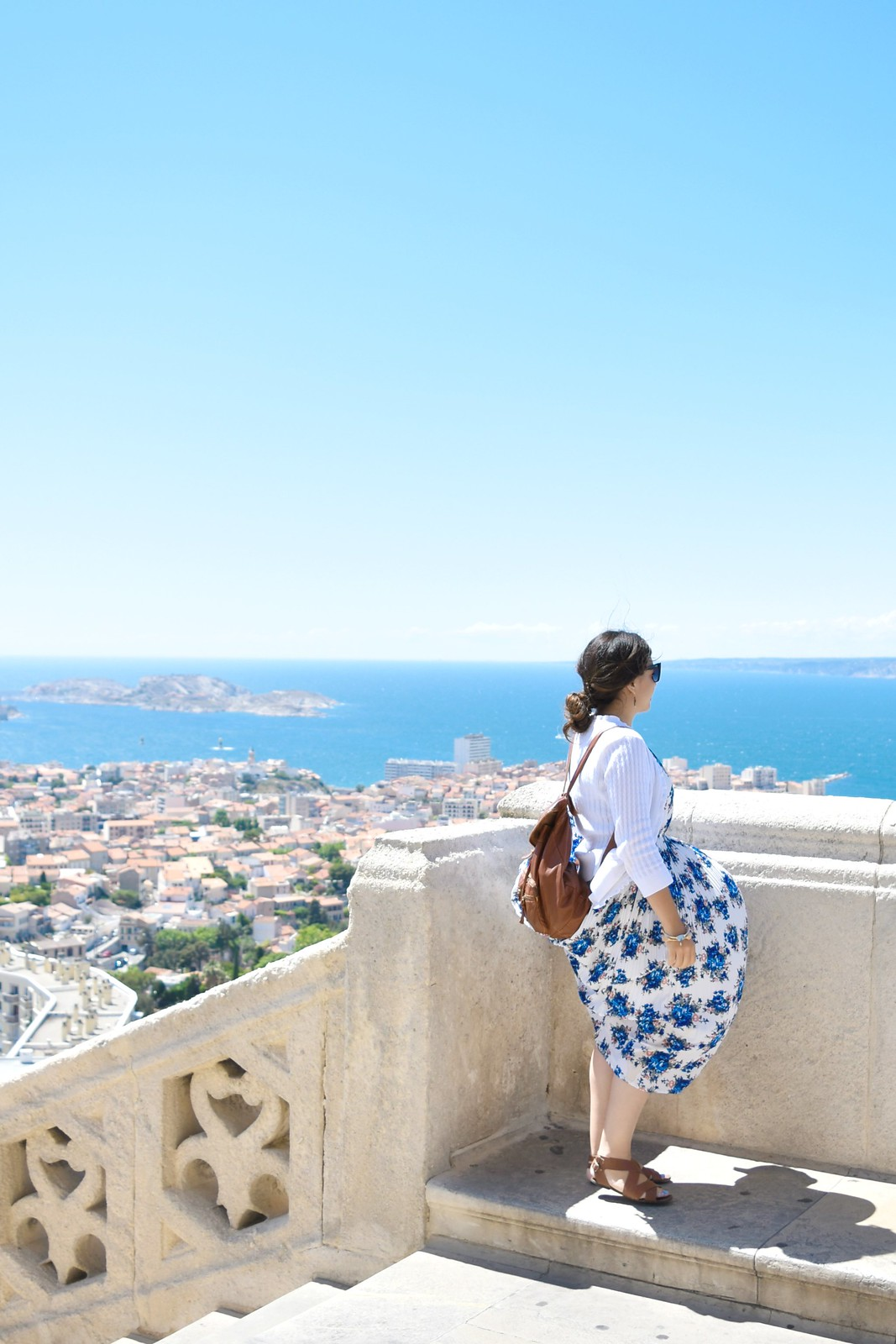 Marseille spring outfit