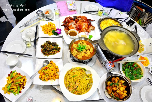 [台中]松豪記–黃金燒雞、台菜海鮮平價現炒,辦桌、團體聚會、宴客好所在@南屯區 永春路