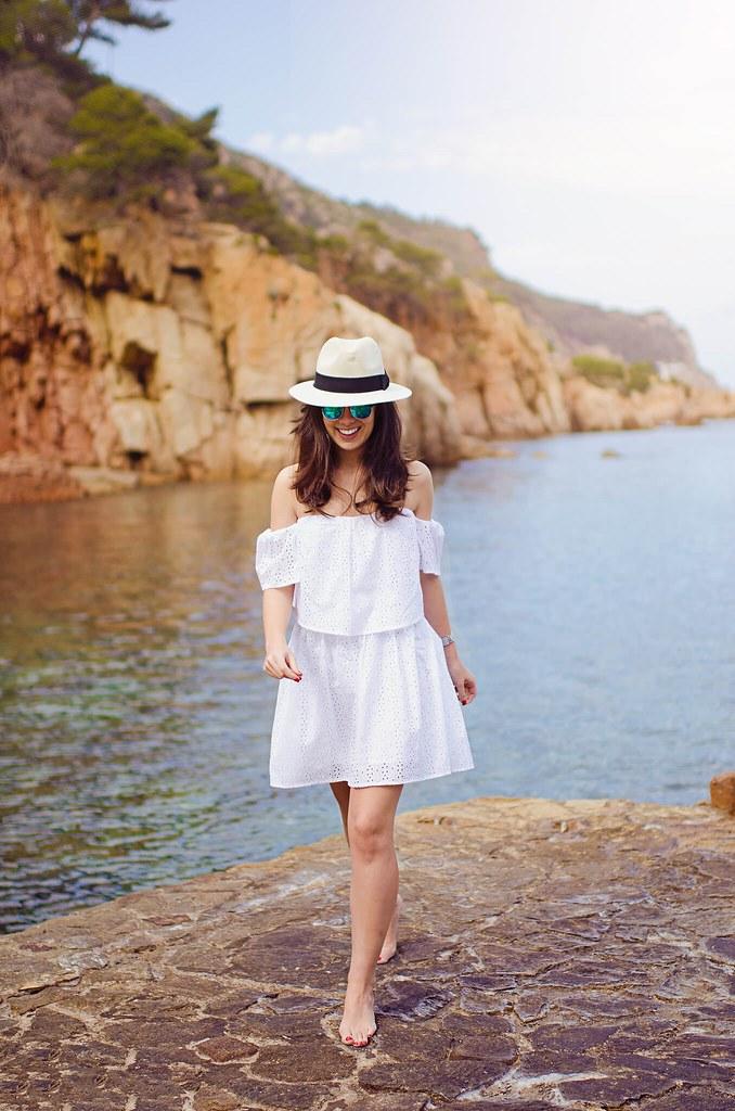 Qué vestido ponerte para tu look de playa