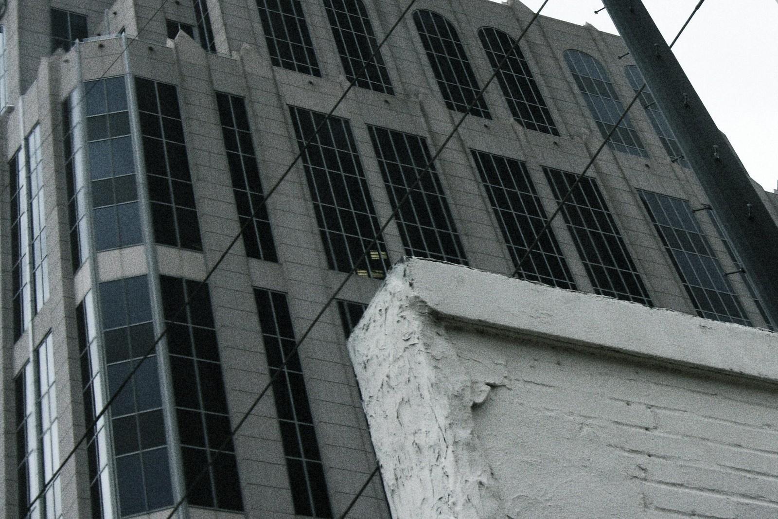 Atlantic Center Plaza, 14th Street, Midtown Atlanta, Nov 2014